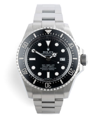 ref 116660 | 44mm Full Set  | Rolex Sea-Dweller Deepsea