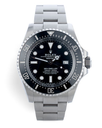 ref 126660 | Brand New '3235 Calibre'  | Rolex Sea-Dweller Deepsea