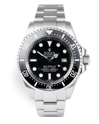 ref 116660 | Full Set 44mm | Rolex Sea-Dweller Deepsea