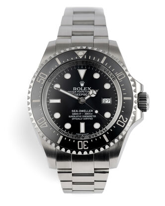 ref 116660 | Just Serviced by Rolex | Rolex Sea-Dweller Deepsea