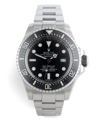 ref 116660 | Under Rolex Service Warranty  | Rolex Sea-Dweller Deepsea