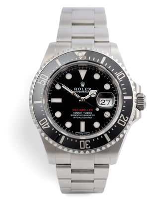 ref 126600 | 'Mark I Anniversary Model' Full Set | Rolex Sea-Dweller
