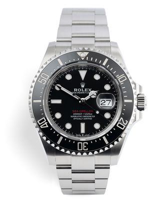 "ref 126600 | Brand New ""Red writing""  