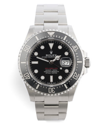 ref 126600 | Rolex Warranty to 2023 | Rolex Sea-Dweller