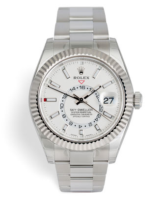 ref 326934 | Brand New 'Fully Stickered' | Rolex Sky Dweller