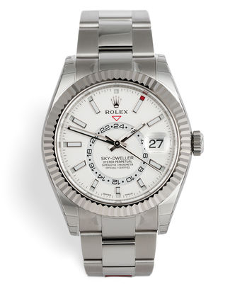 ref 326934 | 'Brand New' Warranty to 2023  | Rolex Sky Dweller