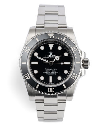 ref 114060 | 'Box & Certificate' | Rolex Submariner