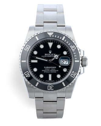 ref 116610LN | '5 Year Warranty' Full Set | Rolex Submariner Date