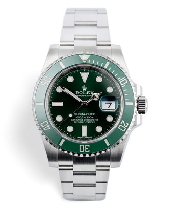 ref 116610LV | Box & Papers | Rolex Submariner Date