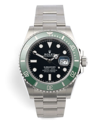 ref 126610LV | Latest Release – UK Retailed | Rolex Submariner Date