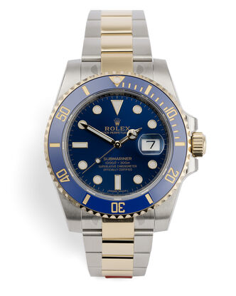 ref 116613LB | Brand New '5 Year Rolex Warranty' | Rolex Submariner Date