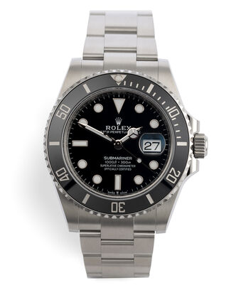 ref 126610LN | Latest Release - 5 Year Warranty | Rolex Submariner Date