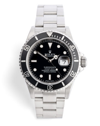ref 16610 | Classic Model 'Anodised Bezel' | Rolex Submariner Date