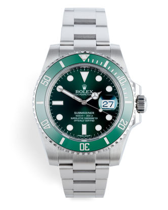 ref 116610LV | 'Complete Set' Anniversary Model | Rolex Submariner Date