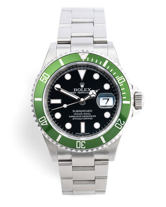 ref 16610LV | 'Complete Set' Box & Papers | Rolex Submariner Date