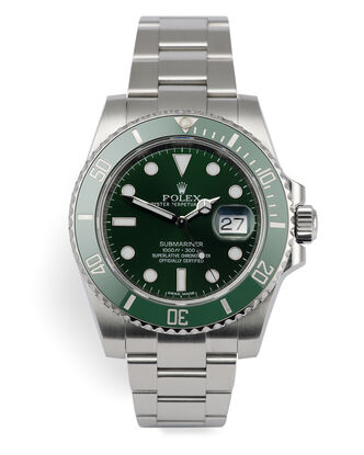 ref 116610LV | Discontinued | Rolex Submariner Date