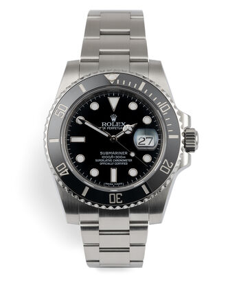 ref 116610LN | 'Just Serviced' | Rolex Submariner Date