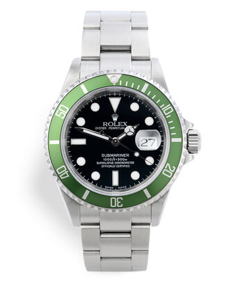 ref 16610LV | MK 1 Dial - Collectors Set | Rolex Submariner Date
