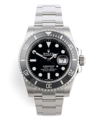 ref 116610LN | Rolex Warranty to 2024 | Rolex Submariner Date