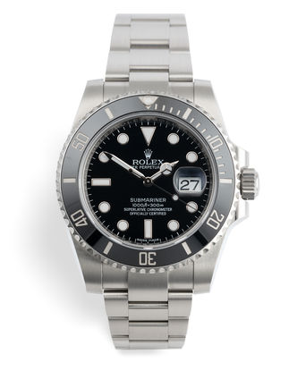 ref 116610LN | Under 5 Year Rolex Warranty | Rolex Submariner Date