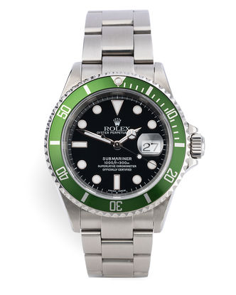 ref 16610LV | Rare 'Y Serial' Fat Four  | Rolex Submariner Date