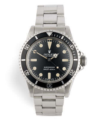 ref 5513 | MK II 'Feet First' | Rolex Submariner