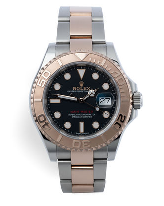ref 116621 | Everose Gold & Steel '5 Year Warranty' | Rolex Yacht-Master