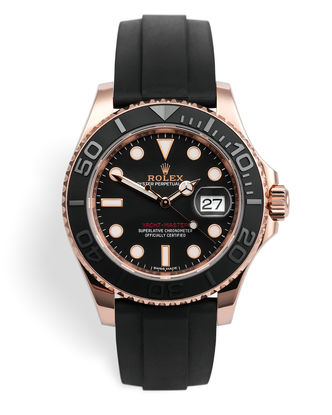 ref 116655 | Everose Gold 'Full Set' | Rolex Yacht-Master