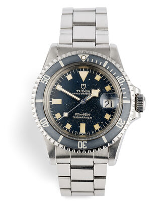 ref 7021/0 | Unpolished - 'Full Set' | Tudor Submariner