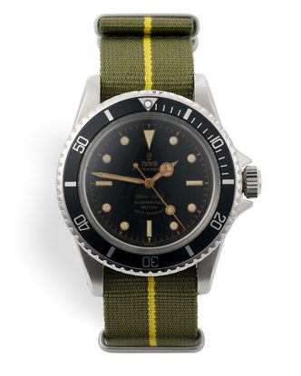 ref 7928 | 'Exclamation Dot' | Tudor Submariner