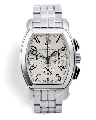 ref 49145/339A | Box & Certificate | Vacheron Constantin Royal Eagle Chronograph