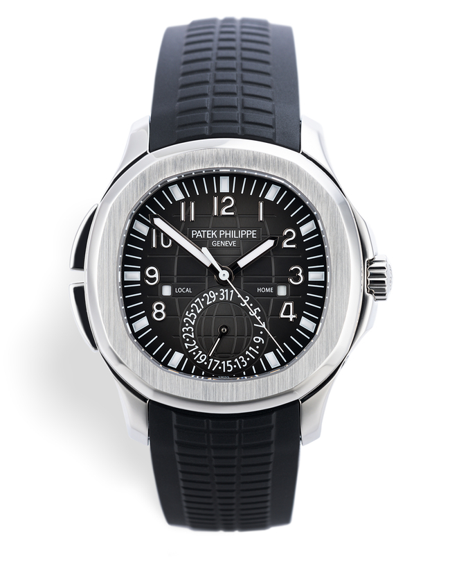 ref 5164A-001 | Box & Papers | Patek Philippe Aquanaut Travel Time