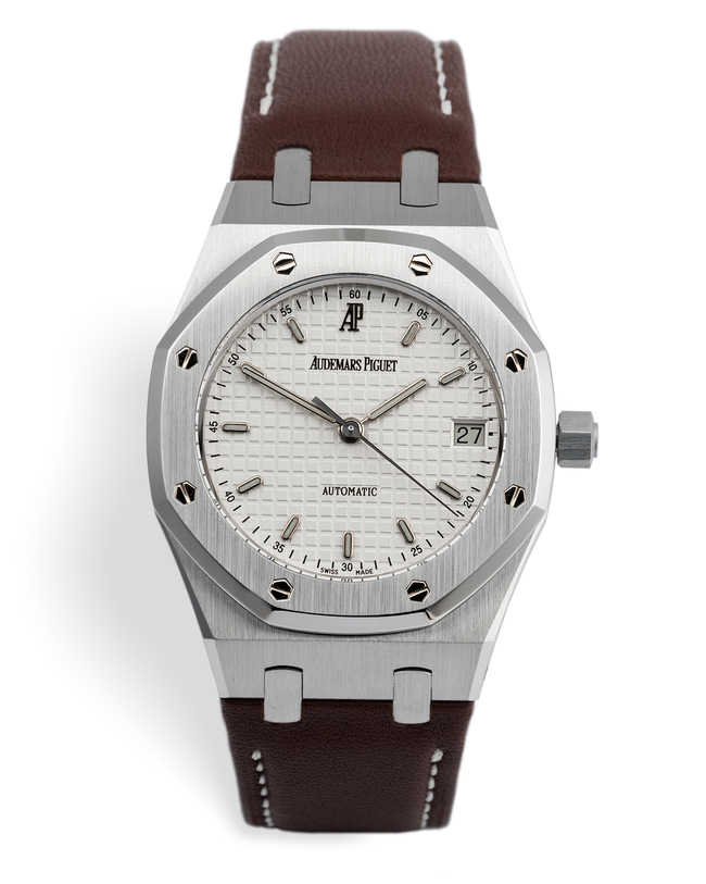 ref 15189ST.OO.DS083CU.01 | Under AP Service Warranty | Audemars Piguet Royal Oak