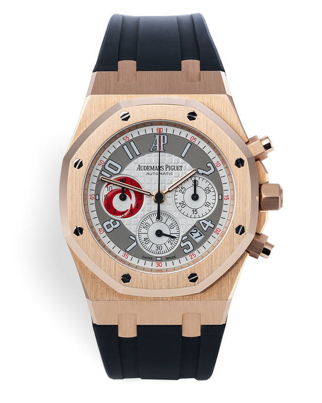 ref 25979OR.OO.D002CA.01 | 39mm Limited Edition 'City of Sails' | Audemars Piguet Royal Oak