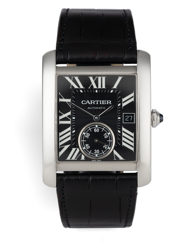 ref W5330004 | As New Complete Set | Cartier Tank MC