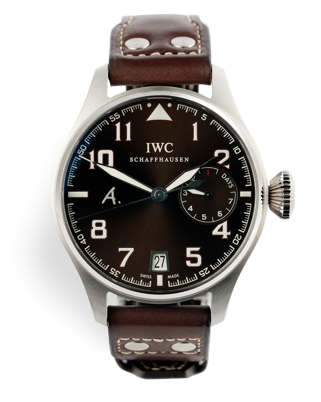 ref IW500422 | Saint Exupery 'Limited Edition' | IWC Big Pilot Exupéry