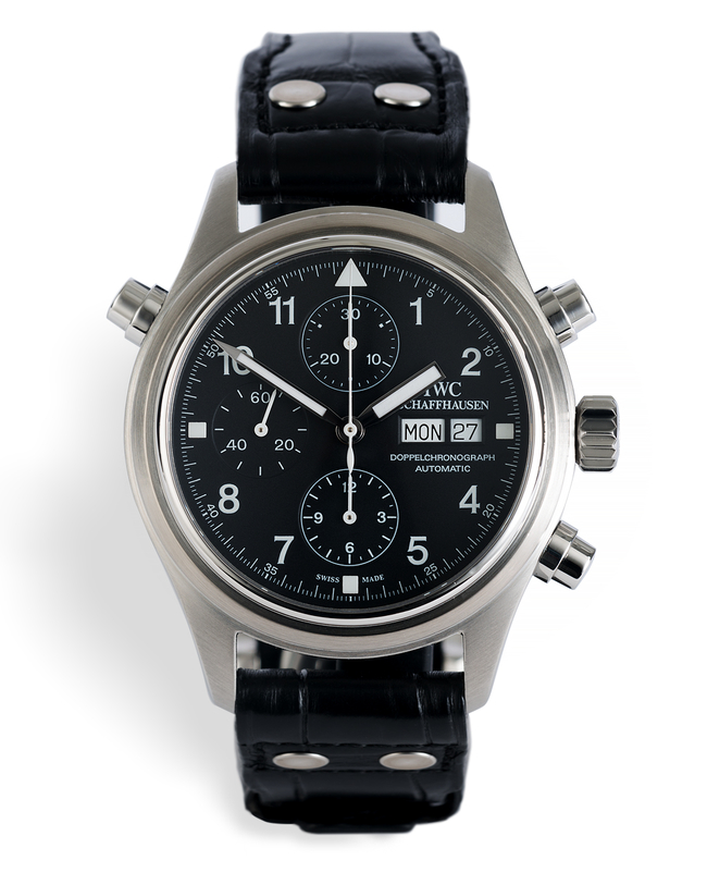 ref IW3713 | Full Set 'Split Second' | IWC Doppelchronograph
