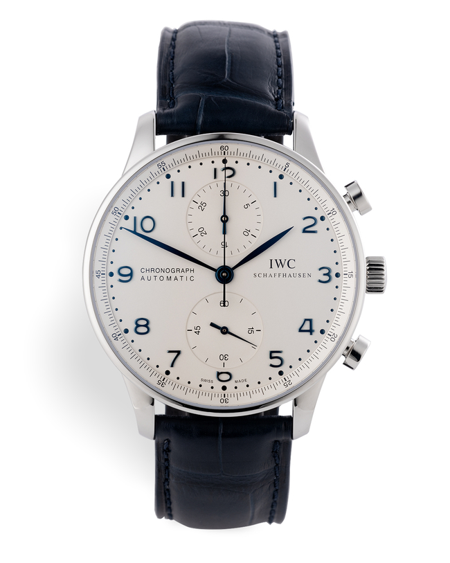 Box & Papers  | ref IW371417 | IWC Portuguese