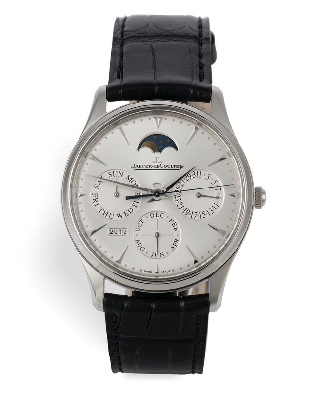 ref Q130842J | 'Special Boutique Edition'  | Jaeger-leCoultre Master Ultra Thin Perpetual