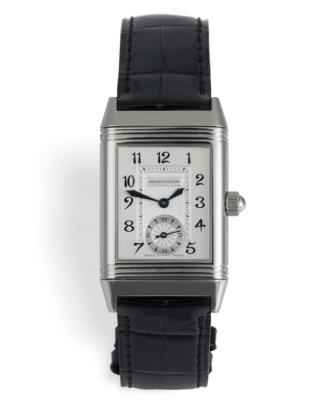 ref 256.8.75 | 'Diamond Set' | Jaeger-leCoultre Reverso Lady Duetto