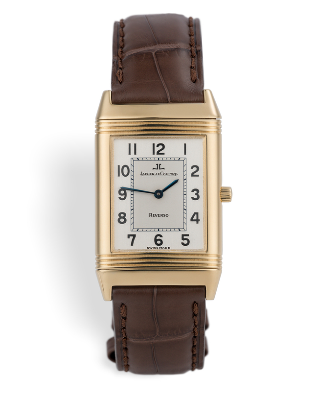 ref 250.140.862B | Yellow Gold 'Box & Papers' | Jaeger-leCoultre Reverso