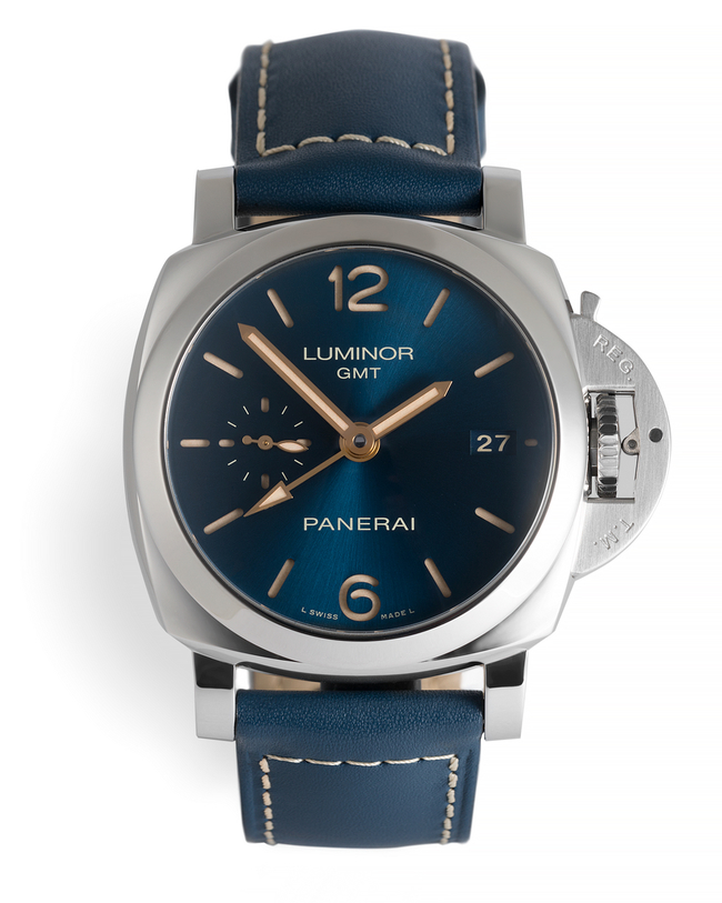 ref PAM00688 | 'Special Edition' Boutique Only | Panerai Luminor 1950 3-Day GMT