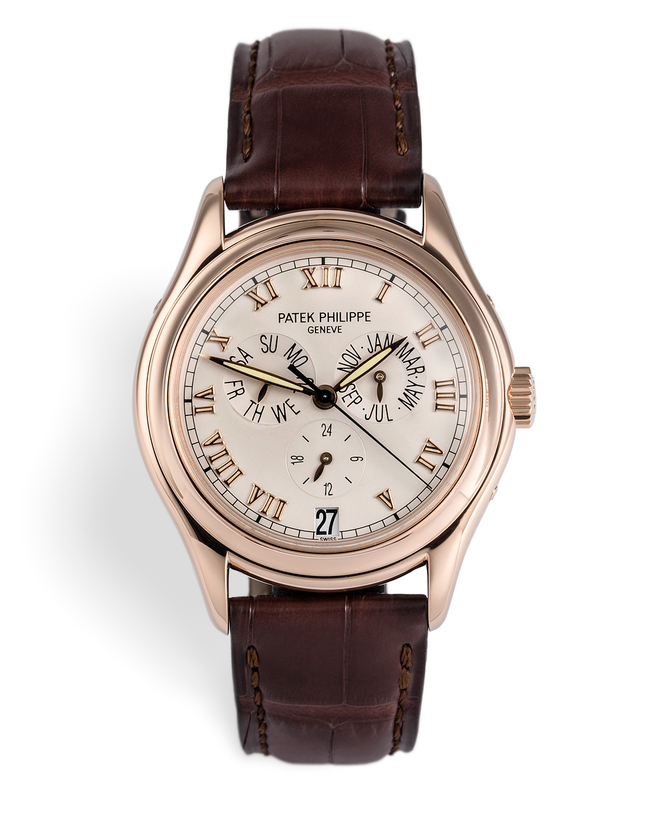 ref 5035R | Rose Gold 'Box and Papers' | Patek Philippe Annual Calendar