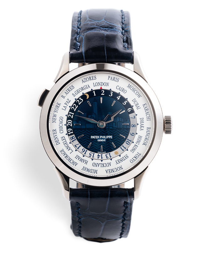 ref 5230G-010 | Limited to 300 Pieces 'Full Set' | Patek Philippe World Time