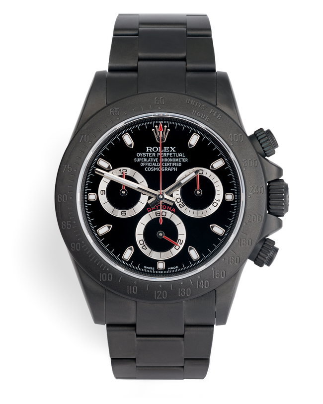 ref 116520 | 'Stealth' One of 100  | Pro Hunter Cosmograph Daytona