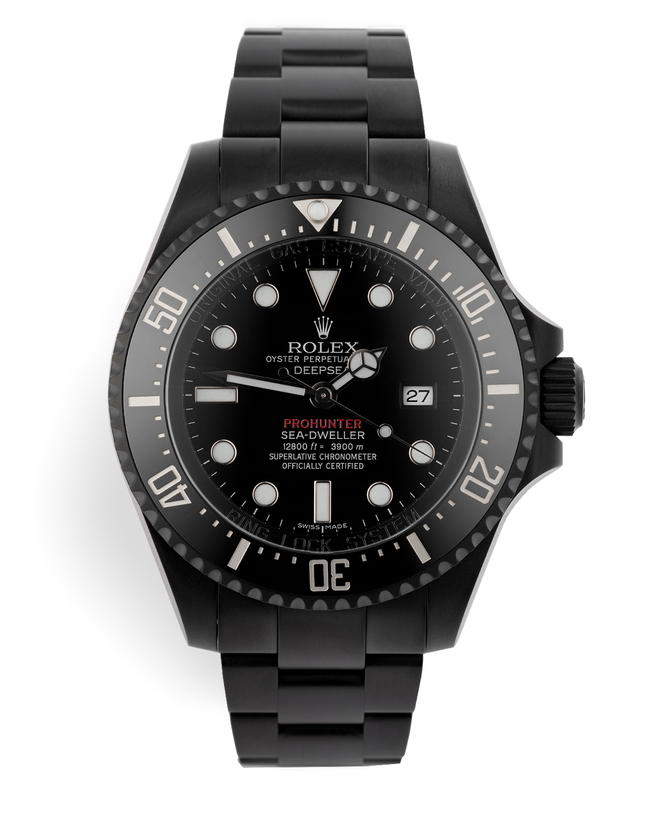 ref 116660 | 44mm 'One of 100'  | Pro Hunter Sea-Dweller Deepsea