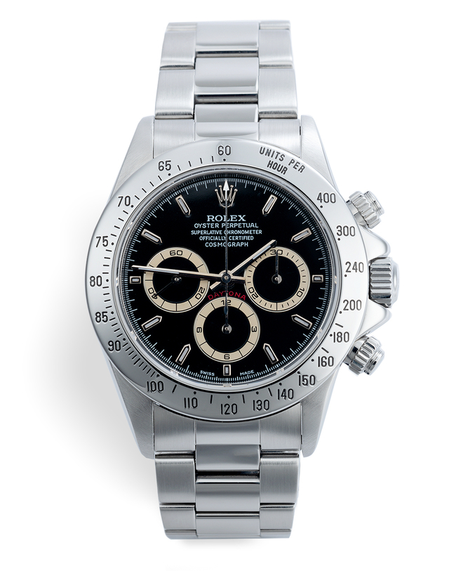 ref 16520 | 'Light Brown Subs' Box & Certificate  | Rolex Cosmograph Daytona