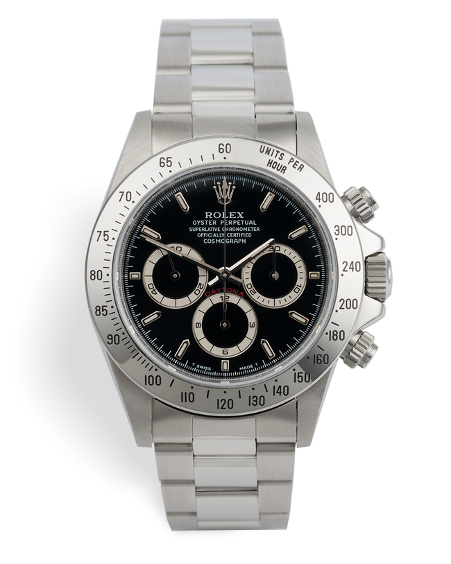 ref 16520 | 'Final Tritium' Punched Papers | Rolex Cosmograph Daytona