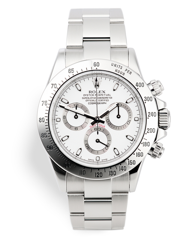 ref 116520 | Late Model - Box and Papers | Rolex Cosmograph Daytona