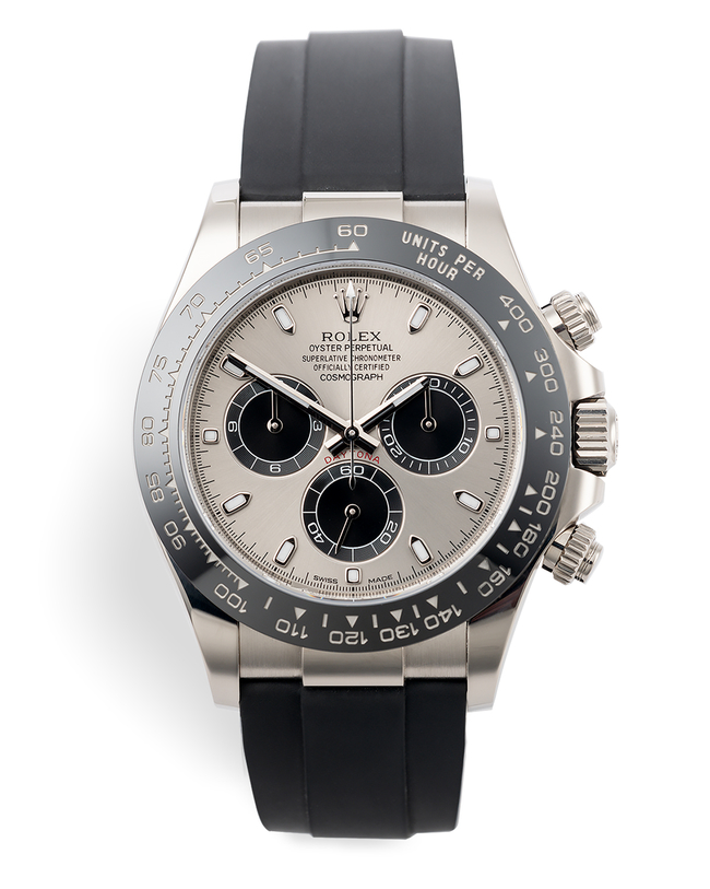 ref 116519LN | Latest Model 'Panda' | Rolex Cosmograph Daytona